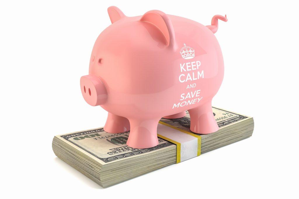 A menos deudas, finanzas sanas.