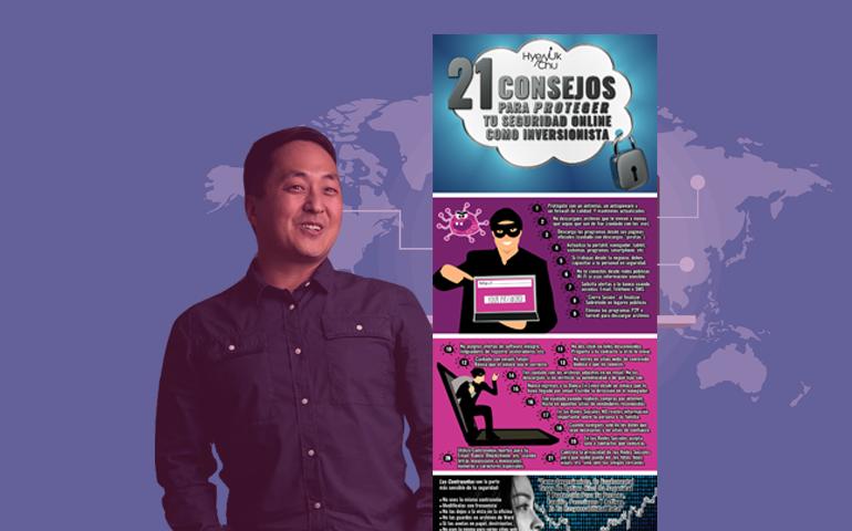 [INFOGRAFÍA] 21 Consejos Para Proteger Tu Seguridad Online Como Inversionista – Hyenuk Chu