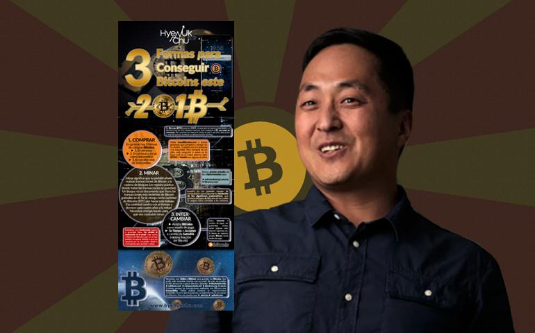 3 Formas Para Conseguir Bitcoins Este 2018 - Hyenuk Chu