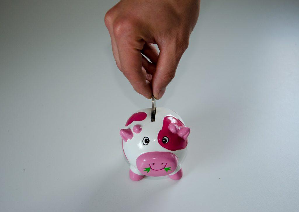 Sí es posible ahorrar dinero.