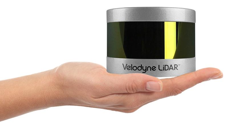 Tecnología Velodyne, clave en negocios futuristas.