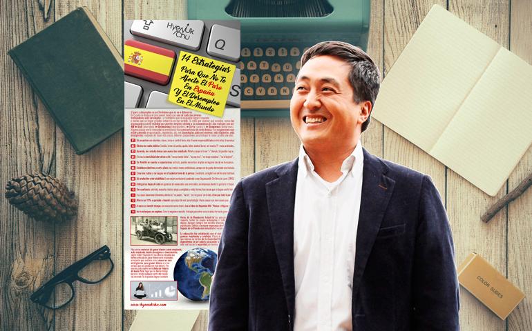 14 Estrategias Para Que No Te Afecte El Paro En España Y El Desempleo En El Mundo – Hyenuk Chu