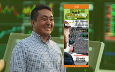 [INFOGRAFÍA] 21 Días De Estudio De La Bolsa De Nueva York Con El Reto 21 Por Hyenuk Chu