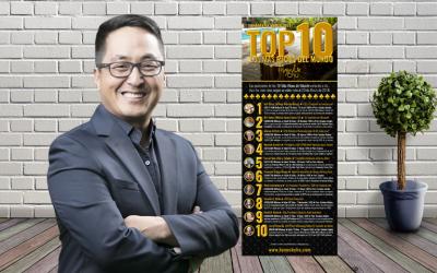 Top 10 Los Más Ricos Del Mundo [INFOGRAFÍA Marzo 2018] – Hyenuk Chu