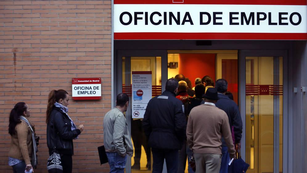 Invierte para salir del paro en España.