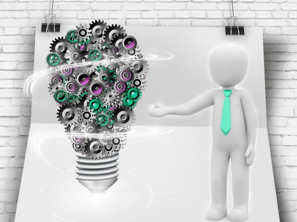 Innovar es clave para superar la crisis en España.