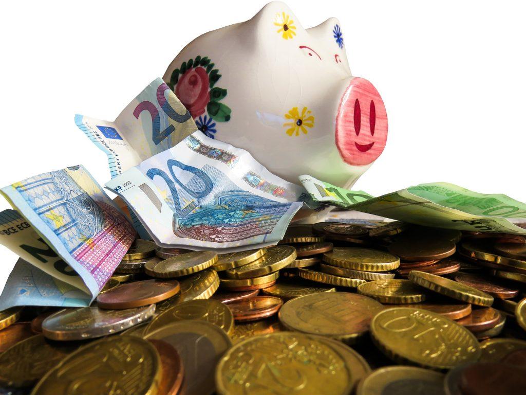 Para emprender y superar la crisis en España hay que buscar financiación.