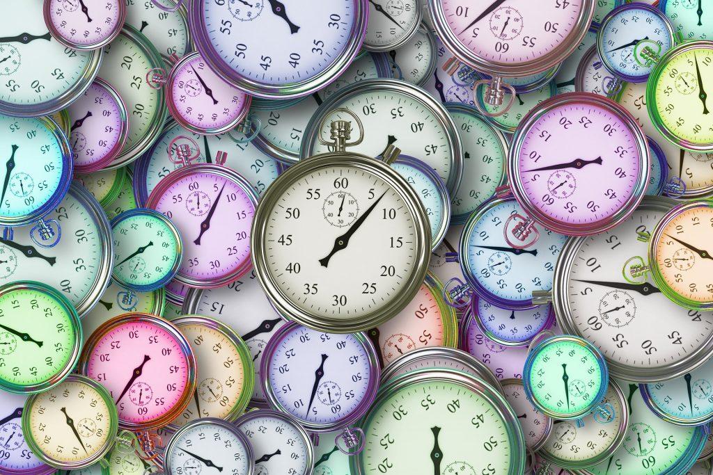 El tiempo es clave al analizar los promedios móviles en la Bolsa.