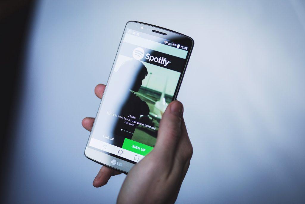 Spotify llega a la Bolsa en poco tiempo.