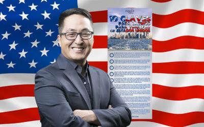 [INFOGRAFÍA] 10 Claves Para Latinos Para Triunfar En Estados Unidos – Hyenuk Chu