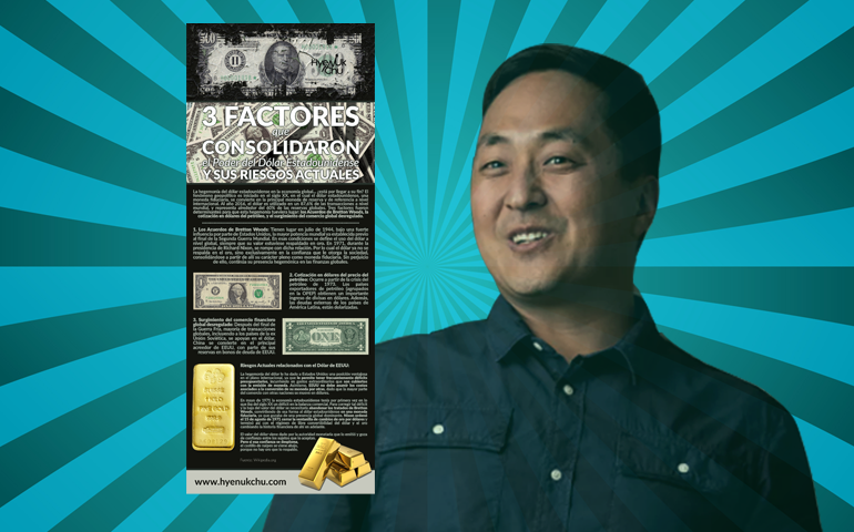 [INFOGRAFÍA] 3 Factores Que Consolidaron El Poder Del Dólar Estadounidense Y Sus Riesgos – Hyenuk Chu