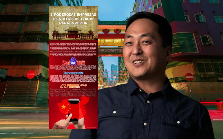 [INFOGRAFÍA] 3 Poderosas Empresas Tecnológicas Chinas Para Invertir – Hyenuk Chu
