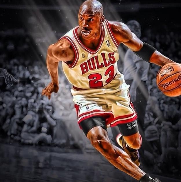La publicidad y el basket hicieron millonario a Michael Jordan.