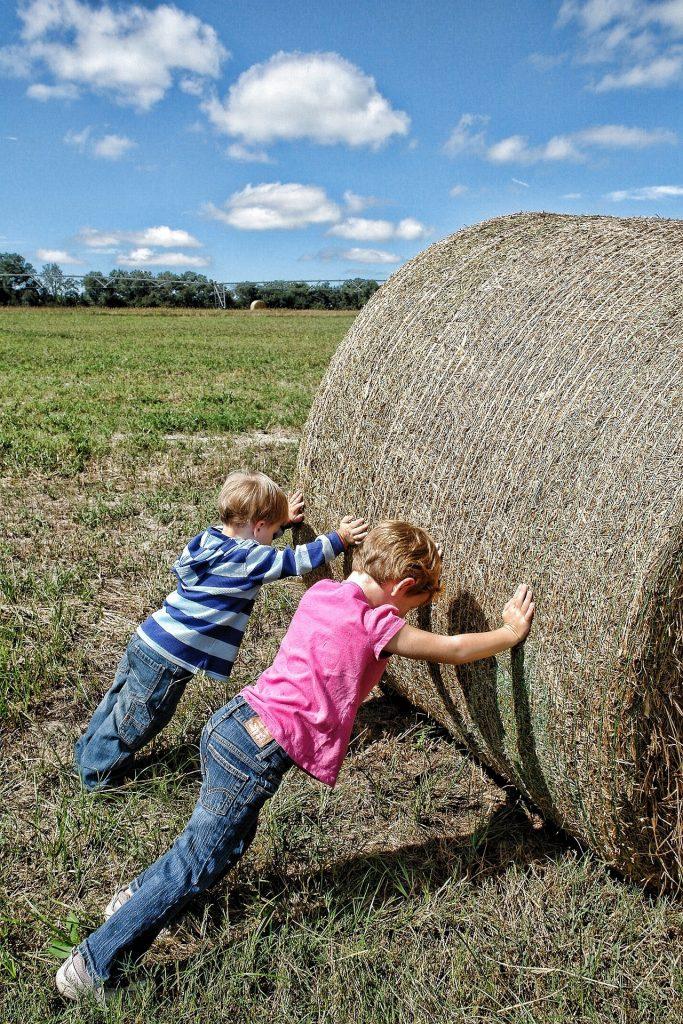 El valor del esfuerzo es un trabajo para nuestros hijos.