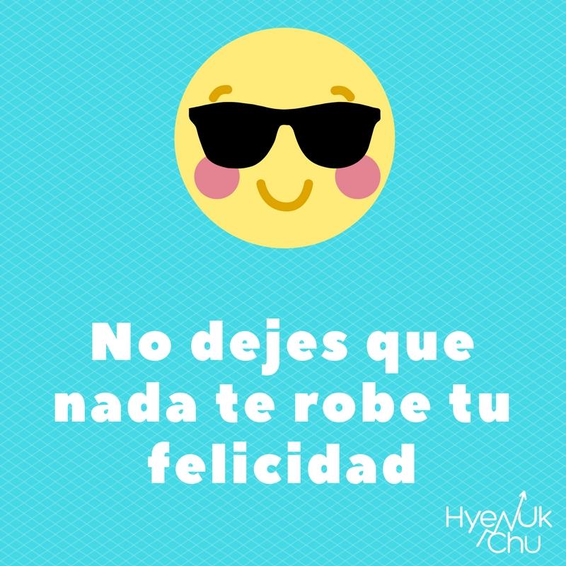 Ser el mejor es ser feliz.