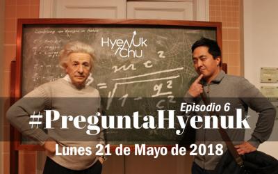 #PreguntaHyenuk Episodio 6 – Hyenuk Chu