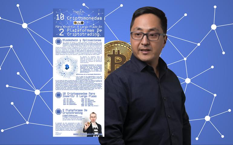 [INFOGRAFÍA] 10 Criptomonedas Para Invertir A Largo Plazo En 2 Plataformas De Criptotrading – Hyenuk Chu