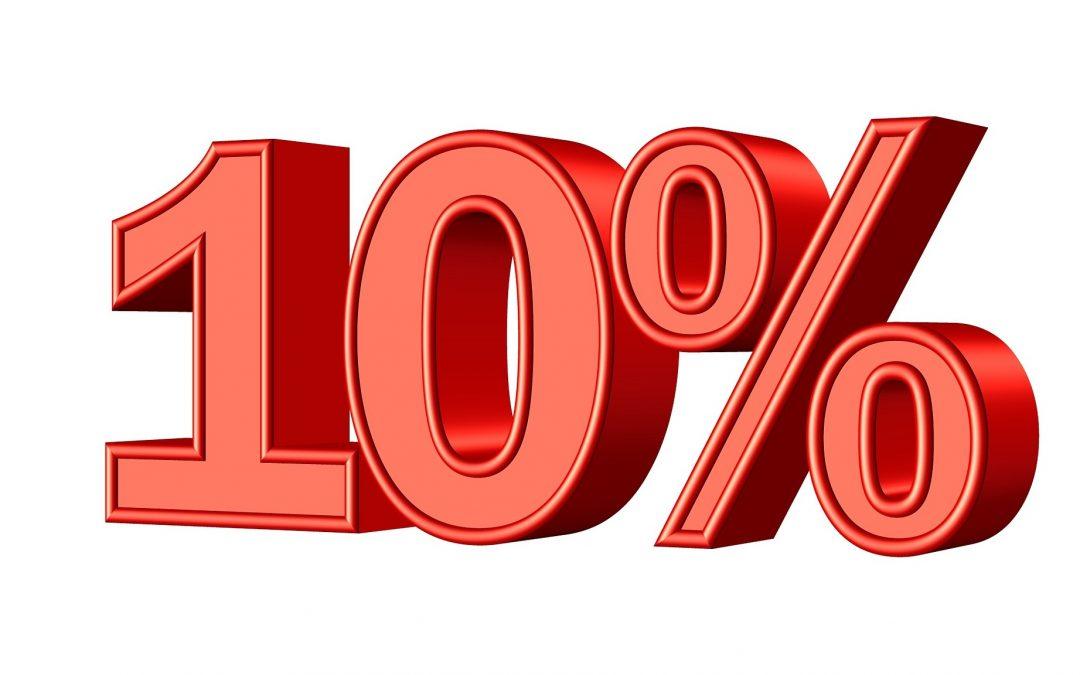 4 Razones Para Ahorrar El 10% De Tus Ingresos – Hyenuk Chu