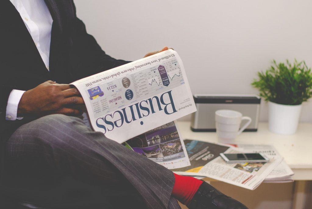 Las noticias sobre una empresa pueden generar gap en la Bolsa.