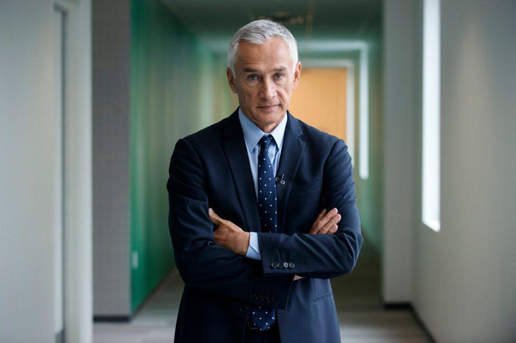 El periodista Jorge Ramos es uno de los hispanos con éxito en Estados Unidos.