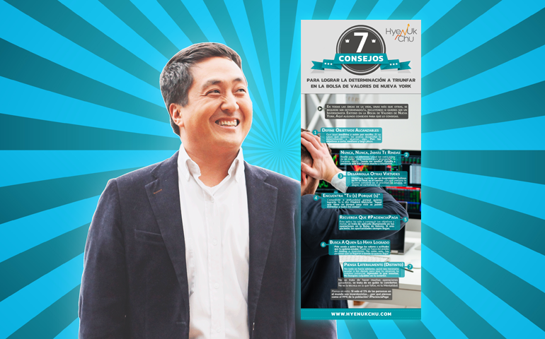 7 Consejos Para Lograr La Determinación A Triunfar En La Bolsa De Valores De Nueva York – Hyenuk Chu