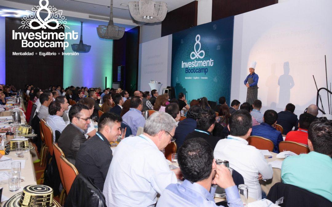 Investment Bootcamp Y Cómo Nos Transforman La Vida Los Eventos Presenciales – Hyenuk Chu