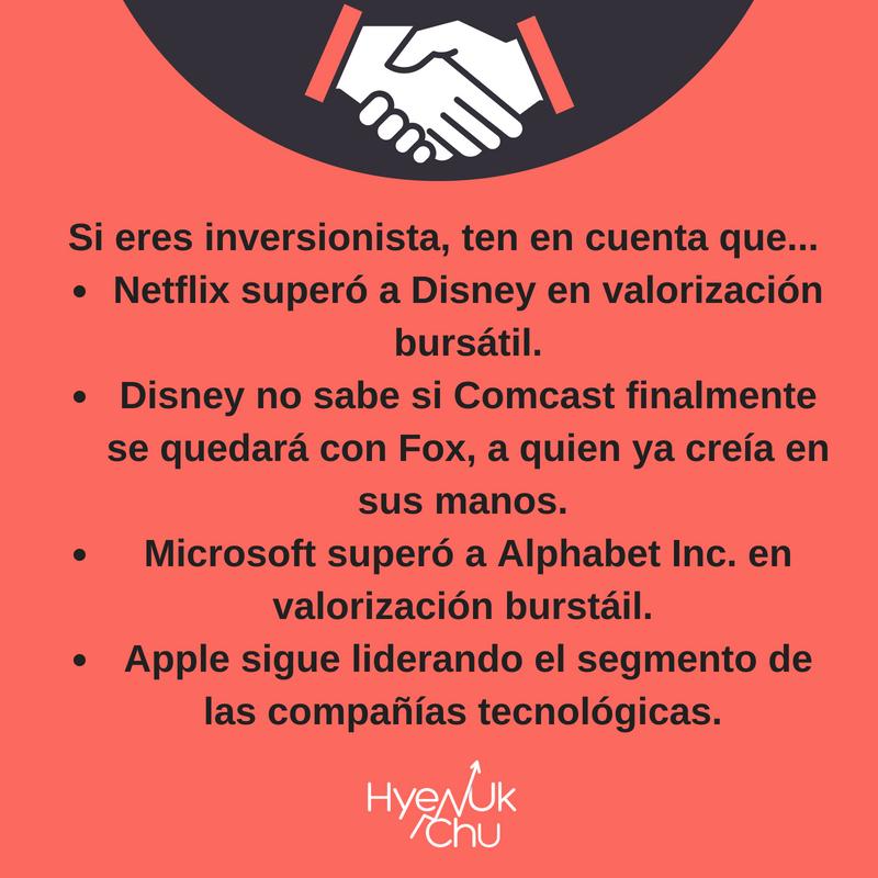 Tips para entender esta historia de Netflix y Microsoft.