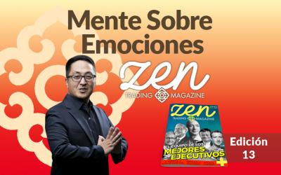 Zen Trading Magazine – Mente Sobre Emociones – Editorial Junio 2018 – Hyenuk Chu