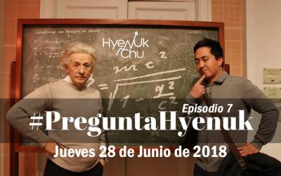 #PreguntaHyenuk Episodio 7 – Hyenuk Chu