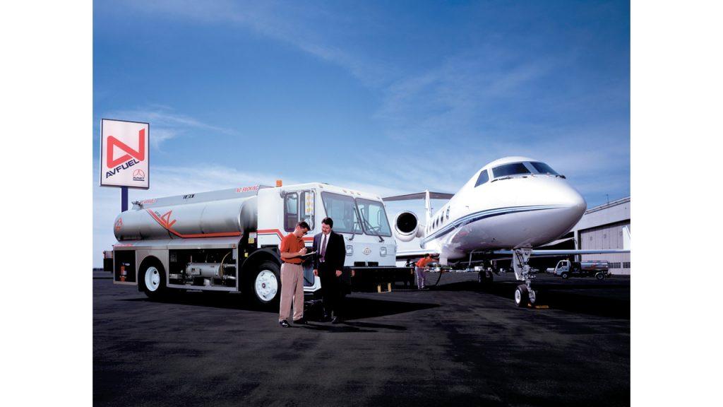 La industria aeronaútica y Gevo tienen negocios.