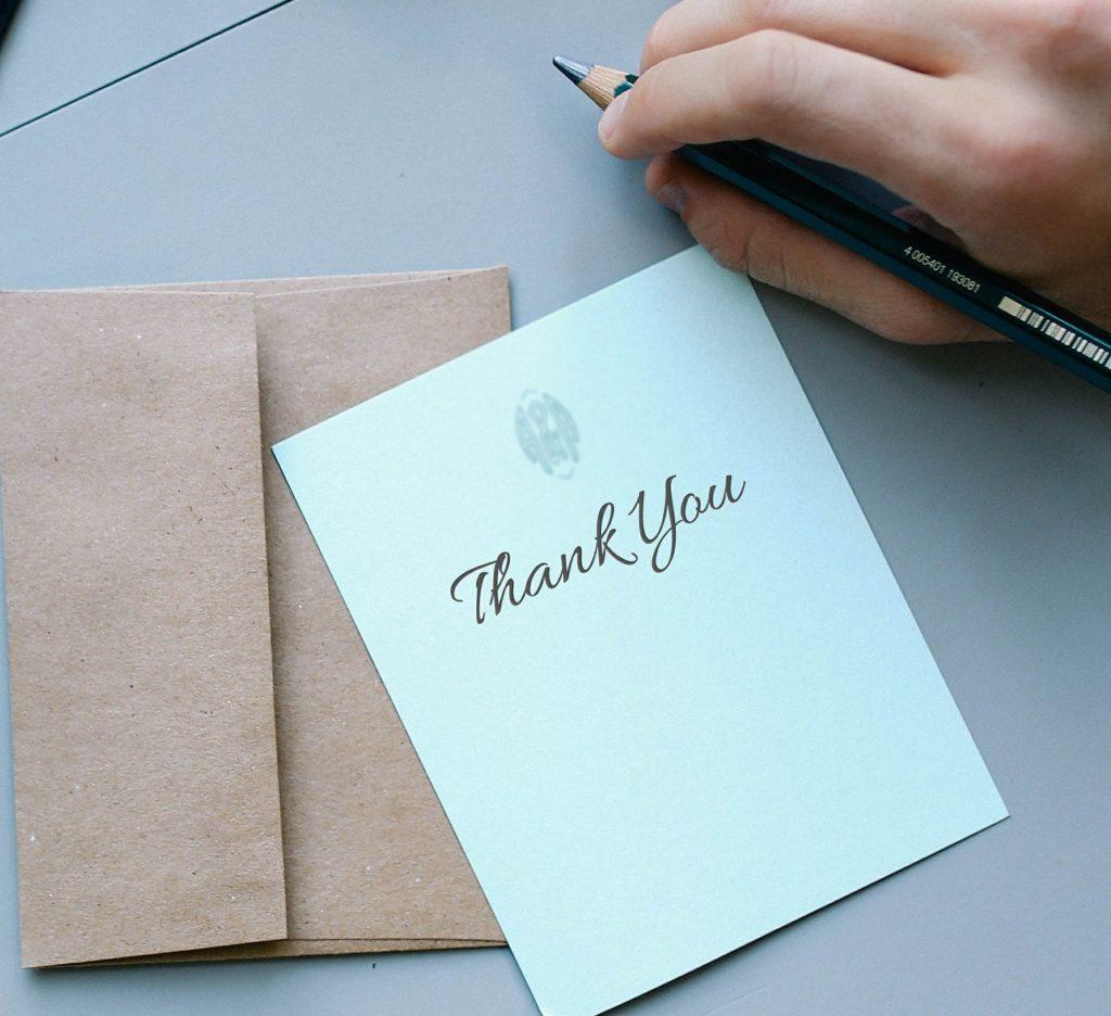 Agradecer atrae la abundancia financiera.