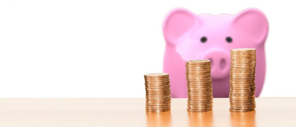 Ahorrar desde tu primer salario es clave.
