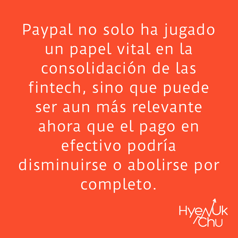 El futuro de Paypal Holdings.