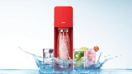 Uno de los productos de SodaStream.