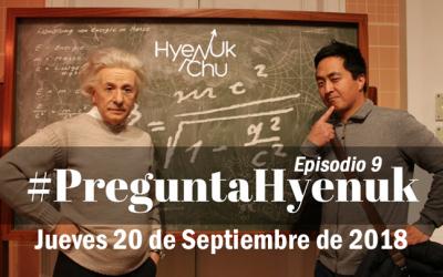#PreguntaHyenuk Episodio 9 – Hyenuk Chu