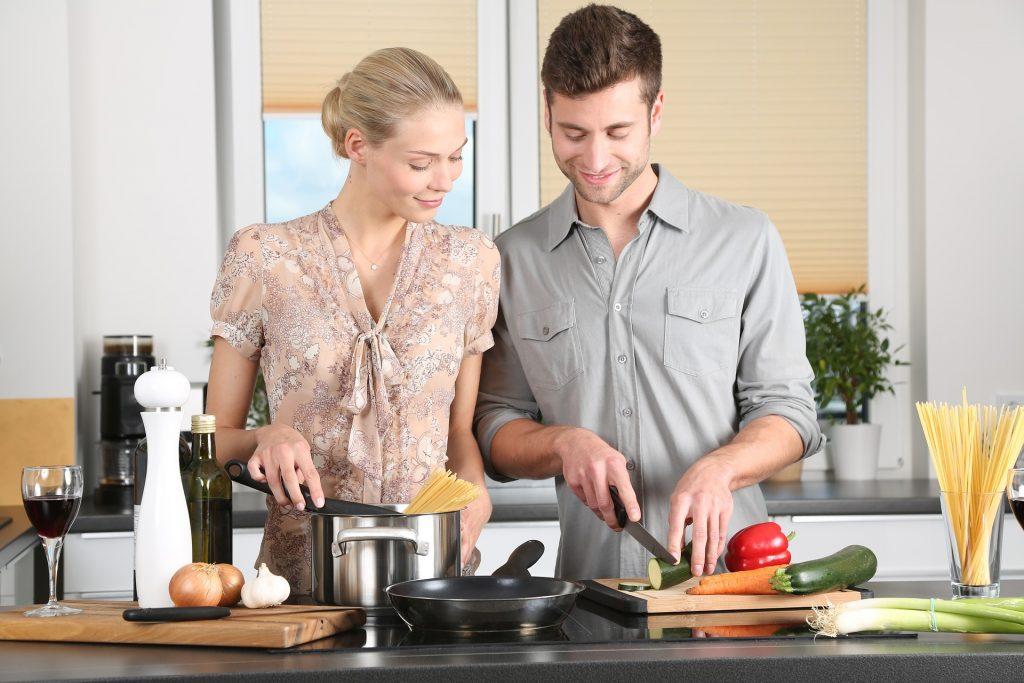 Cocinar te enseña a ser disciplinado.