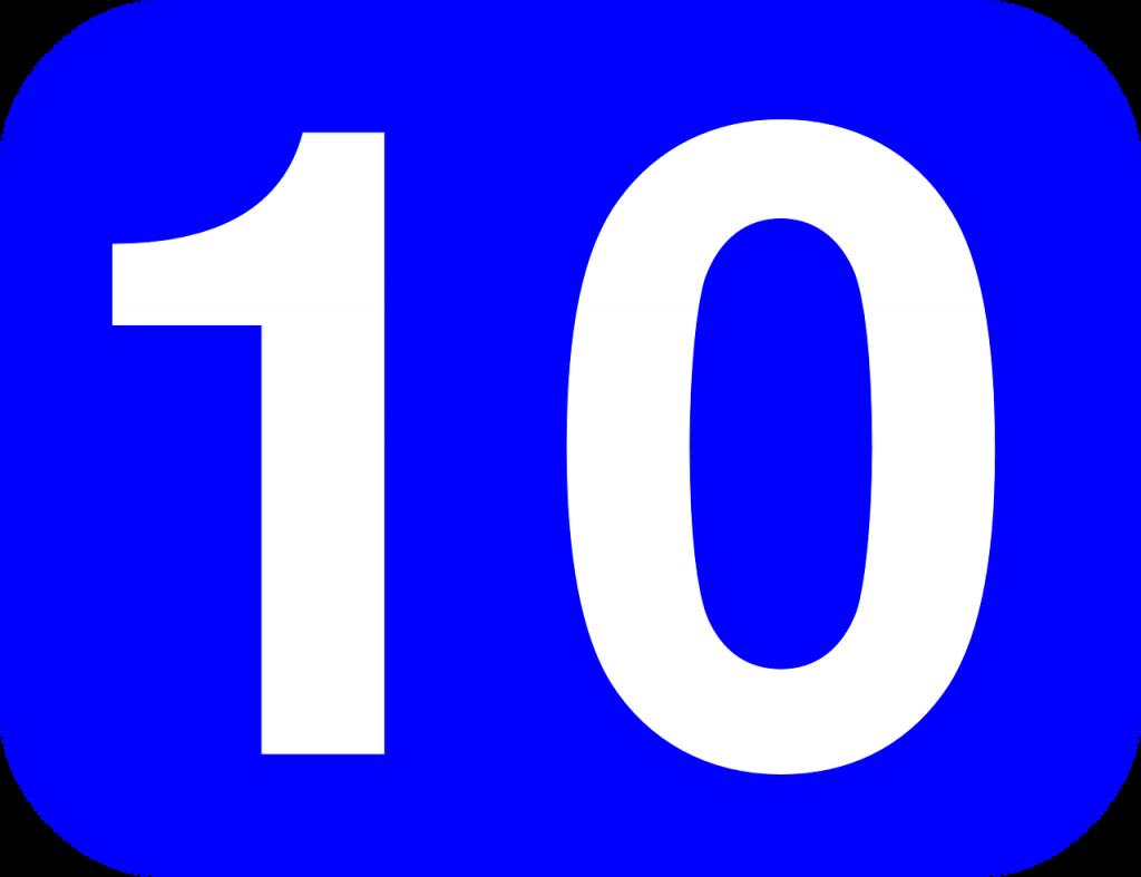 Con diez operaciones puedes ver si la esperanza matemática funciona para ti.