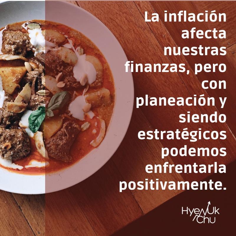 Clave sobre inflación y finanzas.