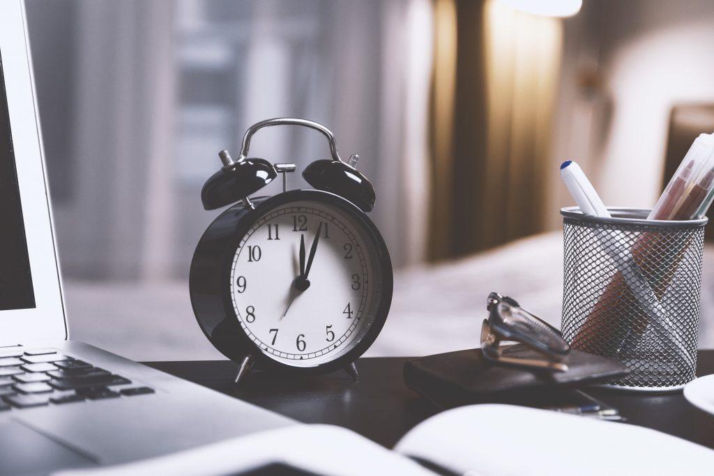 Aprovechar el tiempo es vivir el presente positivamente.