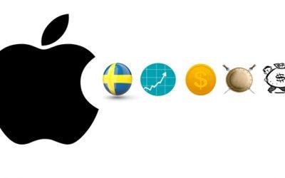 La Billonaria Apple [AAPL] Vs 5 Cosas Que Valen Menos – Hyenuk Chu