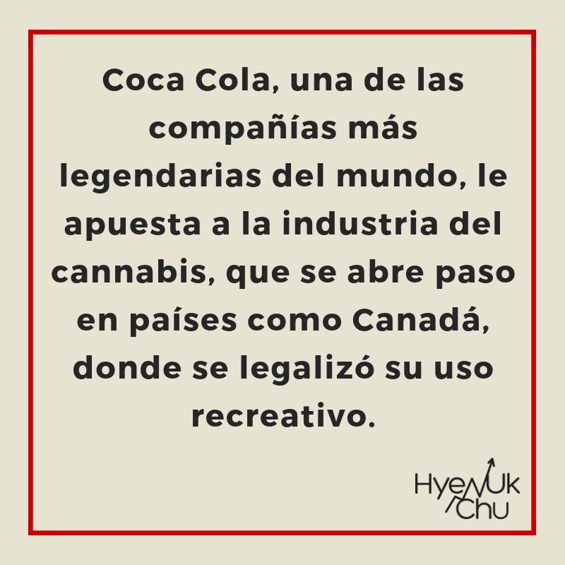 Dato clave sobre Coca Cola.