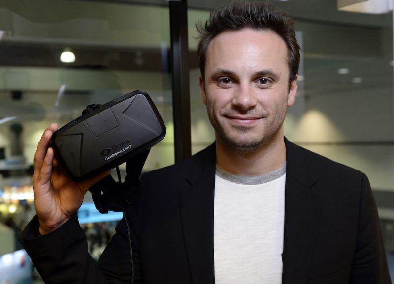 La renuncia del CEO de Oculus la provocó Mark Zuckerberg.