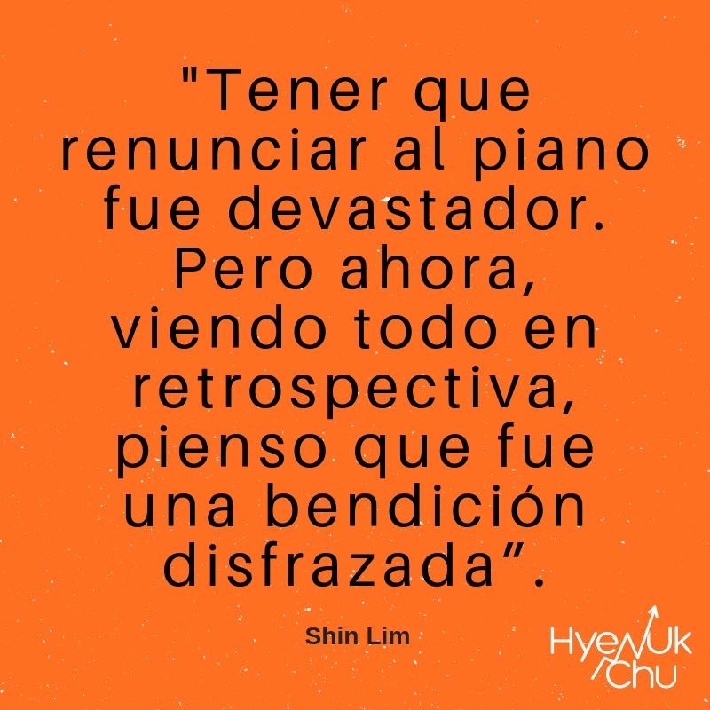 Lección de Shin Lim.