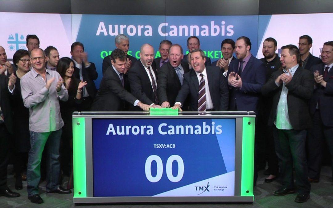 Lo Que No Conoces Sobre La Historia De Aurora Cannabis Y Su Llegada A La Bolsa De Valores – Hyenuk Chu