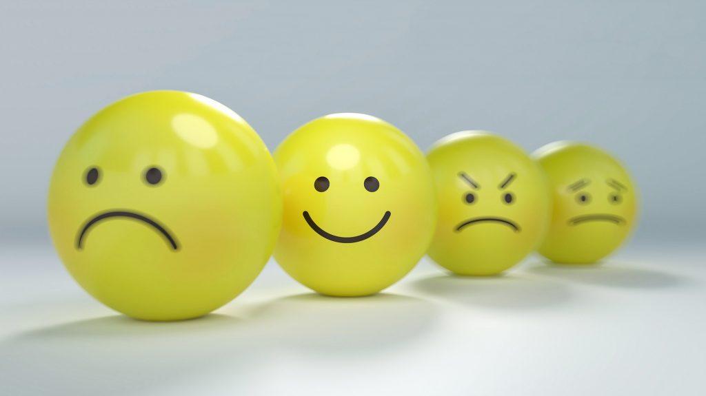 Las emociones están relacionadas con cuidar los gastos.