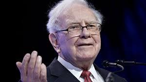 El magnate Warren Buffett da lecciones de espiritualidad.