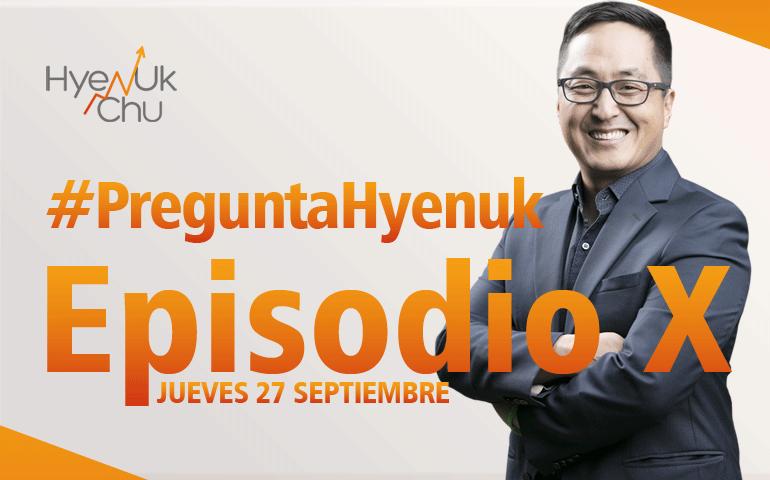 #PreguntaHyenuk Episodio 10 – Hyenuk Chu