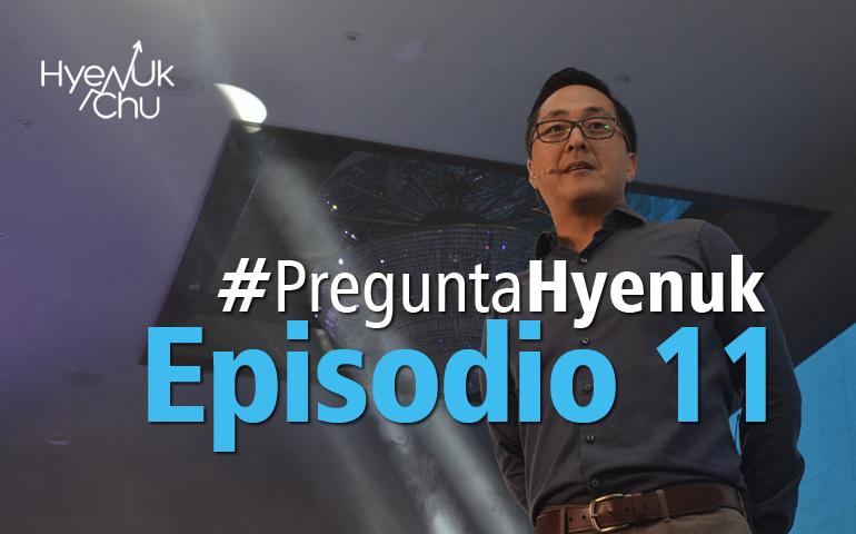 #PreguntaHyenuk Episodio 11 – Hyenuk Chu