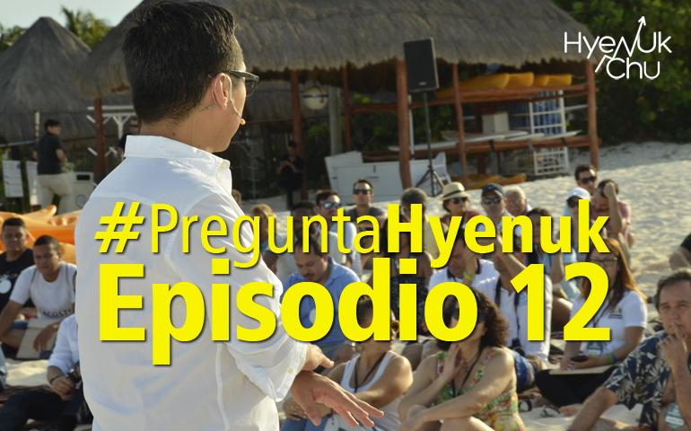 #PreguntaHyenuk Episodio 12 – Hyenuk Chu