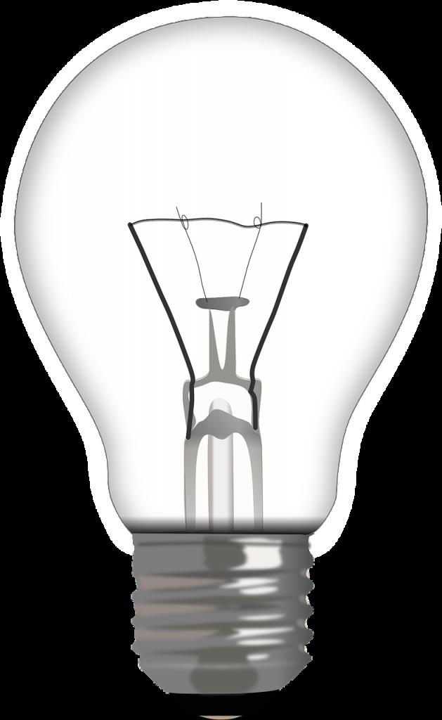 Thomas Alva Edison perfeccionó la invención del bombillo.